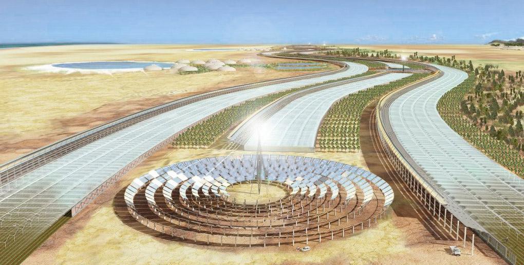 sahara projekt