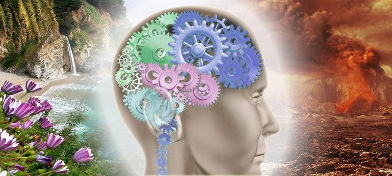 soustředěnost a emoce