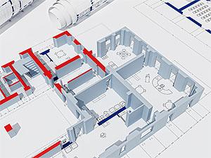 CAD 3D modelování