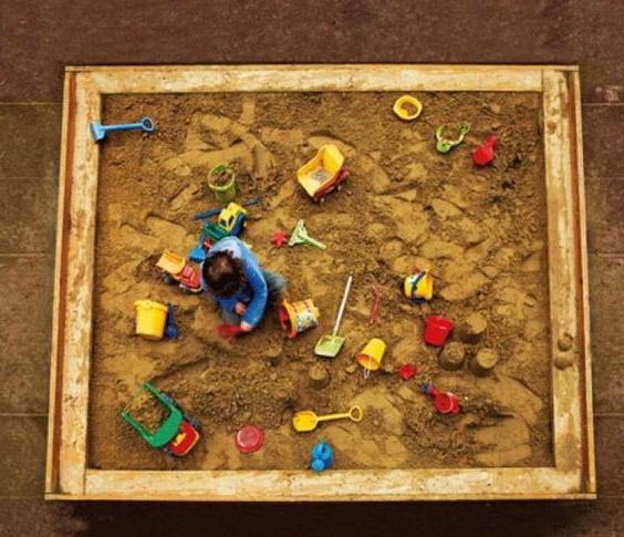pískoviště chaos